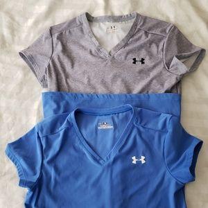 Bundle of 2 Under Armour Shirts